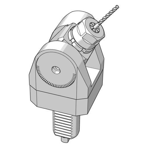 Non-realistic rendering of a lathe tool